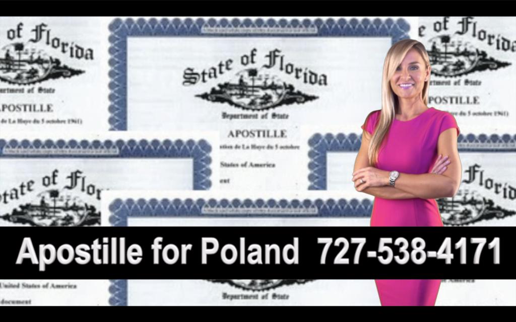 Ruskin Apostille, Notary, Polish, Polski, Notariusz, Pełnomocnictwo, Power of Attorney, Agnieszka Piasecka, Aga Piasecka