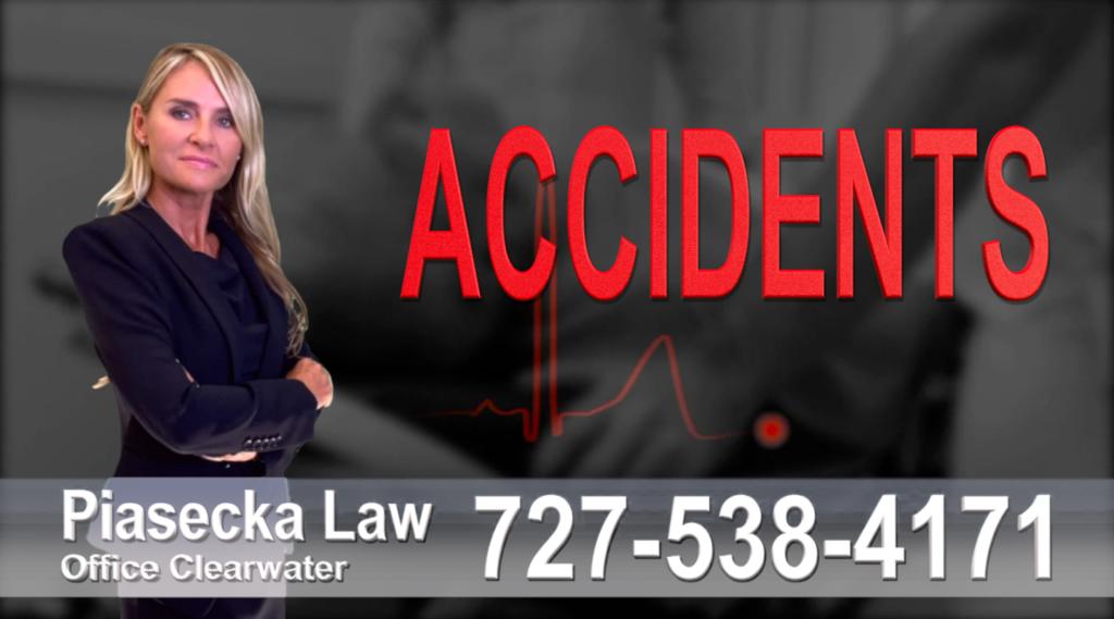 Madeira Beach, Accidents, Personal Injury, Florida, Attorney, Lawyer, Agnieszka Piasecka, Aga Piasecka, Piasecka, wypadki, autoaccidents