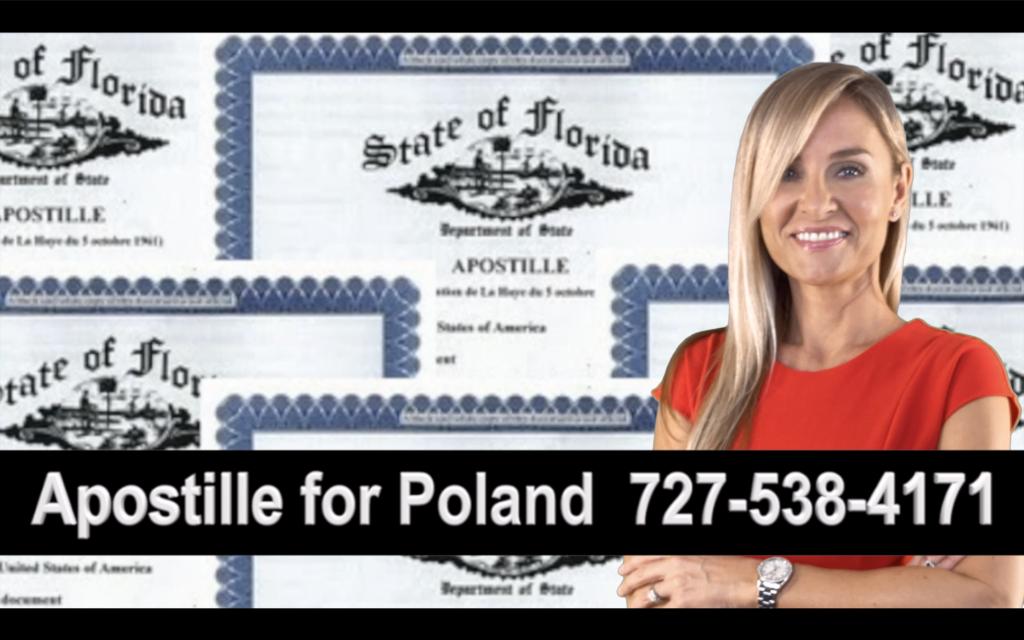 Largo Apostille, Notary, Polish, Polski, Notariusz, Pełnomocnictwo, Power of Attorney, Agnieszka Piasecka, Aga Piasecka